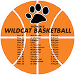 Schedule Basketball Magnets